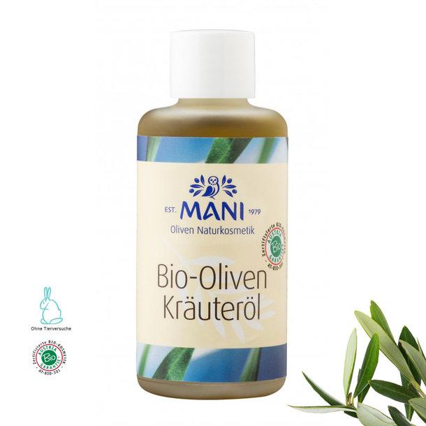 Olive Herb Oil, Organic100 ml