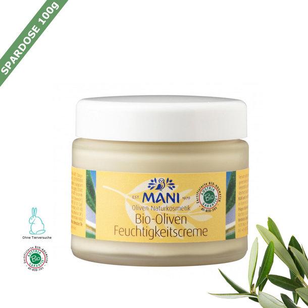 Organic olive Moisturizer, organic, 100g
