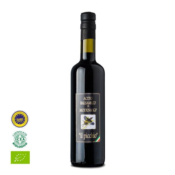 Aceto Balsamico di Modena, Campo del Picchio, IGP, Bio, 500ml
