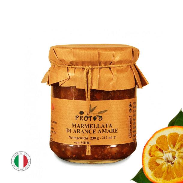 Bitter Orange Jam, Marmellata di Arance Amare, 230g
