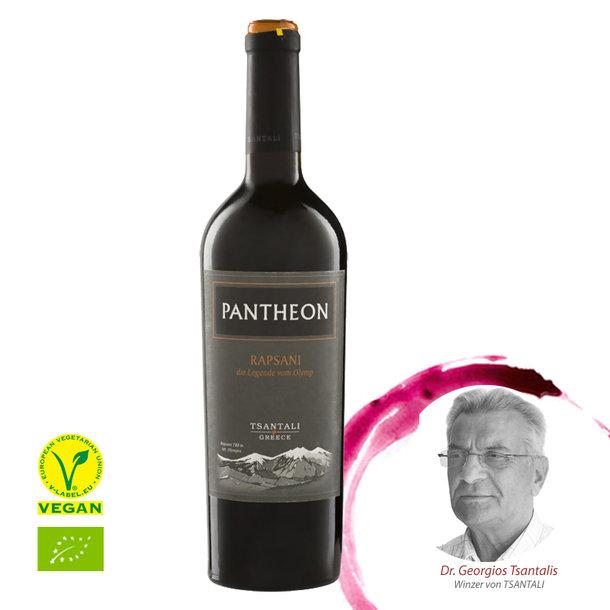 PANTHEON Rapsani gU, Bio, 0,75l