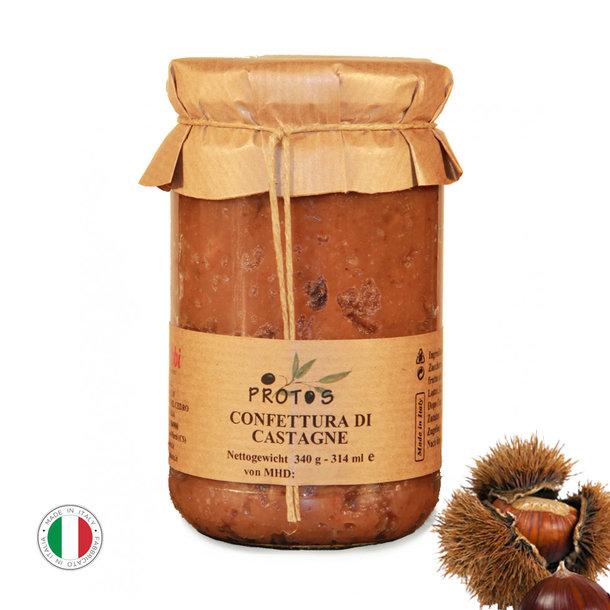 Chestnut Jam, Confettura di Castagne, 340g