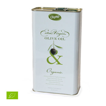 3000ml Canister Olive Oil, extra virgin, Olymp, Organic